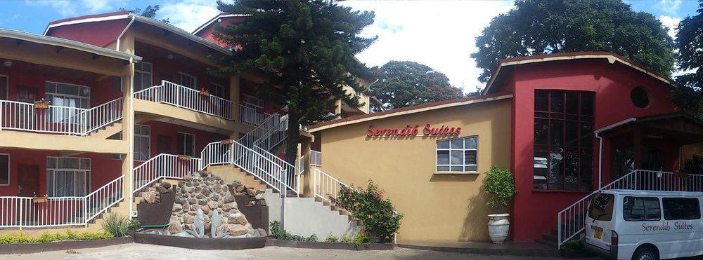 <p> Serendib Suites Hotel Malawi </p>