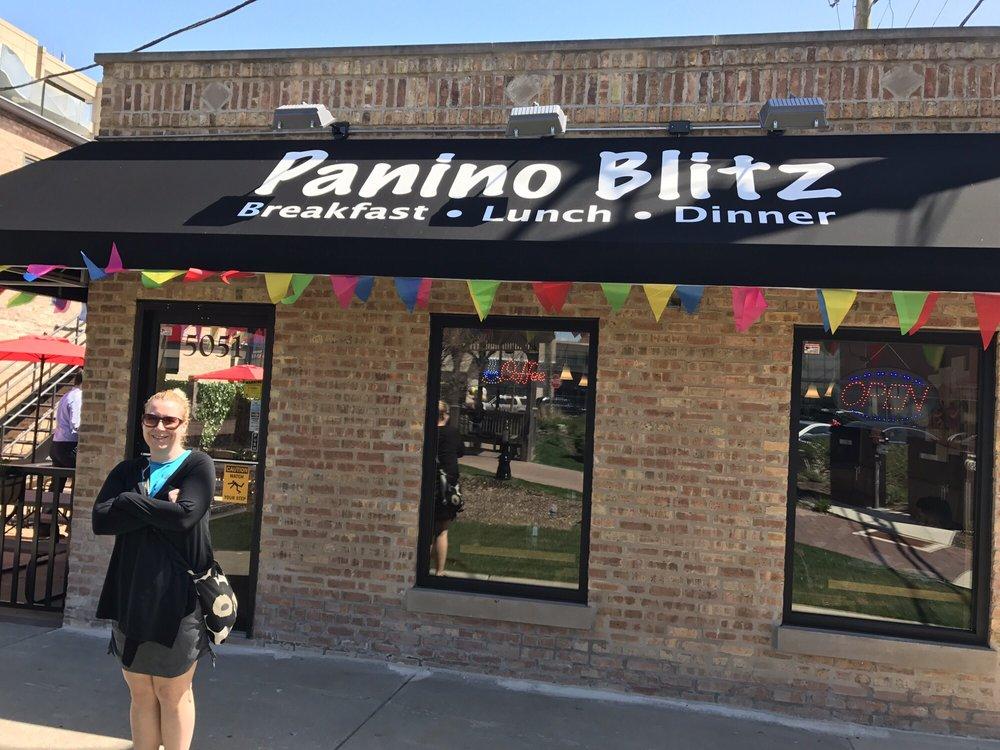 Panino Blitz Restaurant