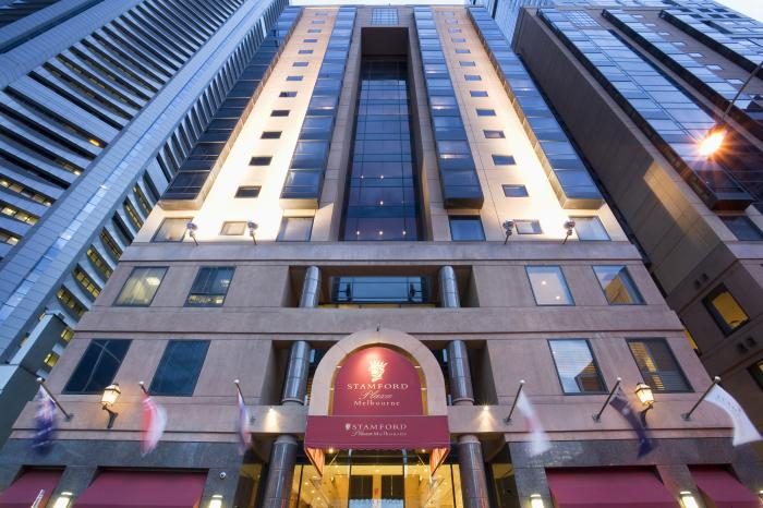 "<p> 	<span style=""font-family:Arial, Helvetica, sans-serif;font-size:14px;"">Stamford Plaza Hotel&amp;Penthouse</span>&nbsp;<span style=""font-family:Arial, Helvetica, sans-serif;font-size:14px;"">Australia&nbsp;</span>  </p>"